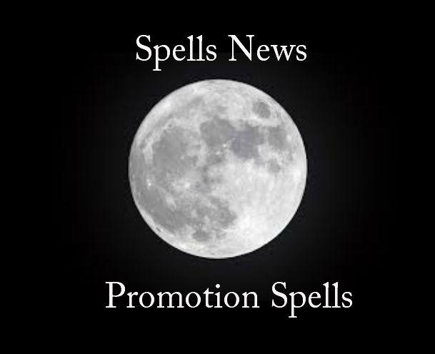 Promotion Spells